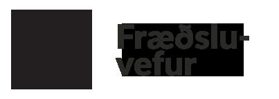 Fræðsluvefur biblíufélagsins Logo