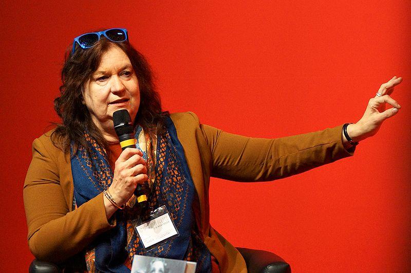 Maria Helleberg - Photo: Mogens Engelund