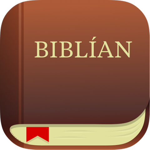 Biblíuapp-logo