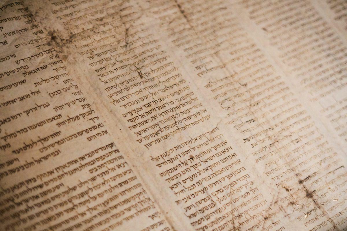 Opin Biblía á hebresku