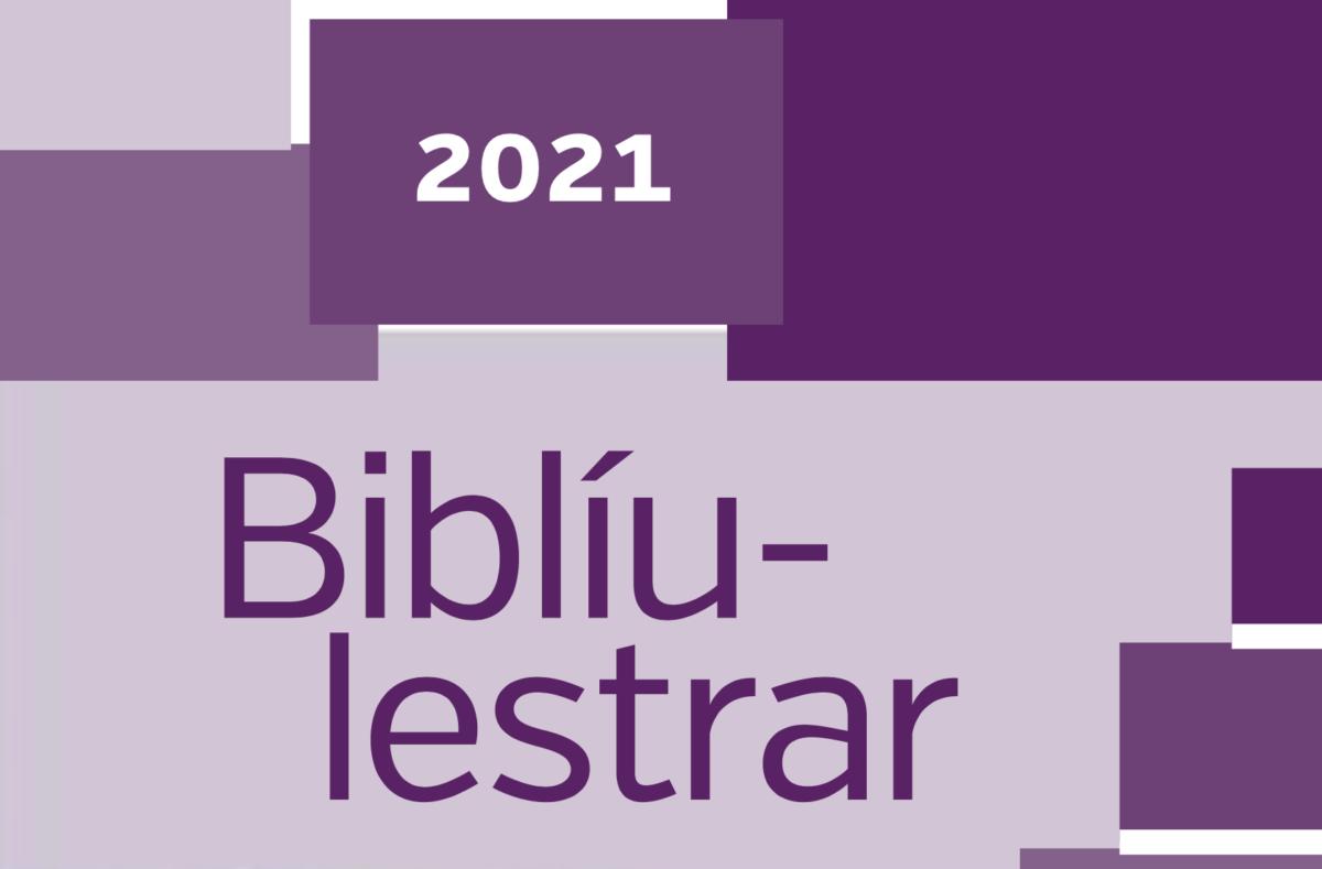 Biblíulestraskrá 2021