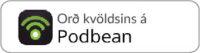 Hlustaðu á Orð kvöldsins á Podbean