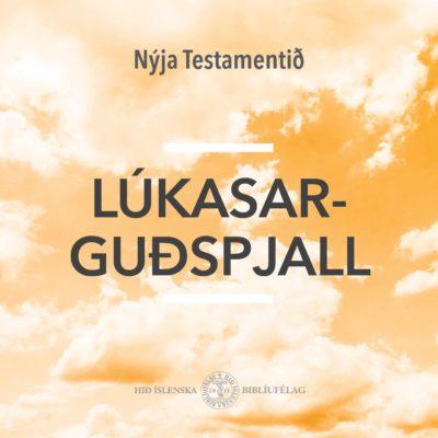 Lúkasarguðspjall - hljóðbók