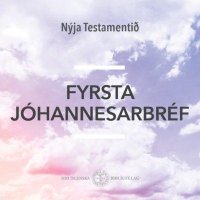 Fyrsta Jóhannesarbréf - hljóðbók