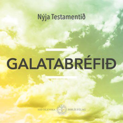 Galatabréfið - hljóðbók