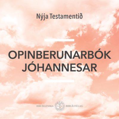 Opinberunarbók Jóhannesar - hljóðbók