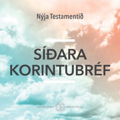 Síðara Korintubréf - hljóðbók