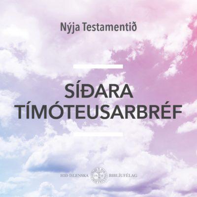 Síðara Tímóteusarbréf - hljóðbók