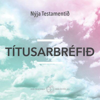 Títusarbréfið - hljóðbók